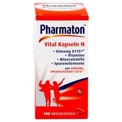 Pharmaton Vital Kapseln N  bei apotheke.at bestellen