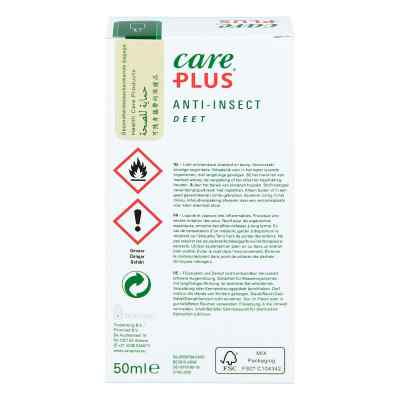 Care Plus Deet Anti Insect Lotion 50%  bei apotheke.at bestellen