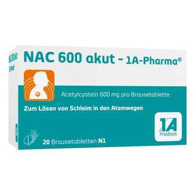 NAC 600 akut-1A Pharma  bei apotheke.at bestellen