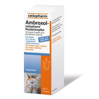 Ambroxol-ratiopharm Hustentropfen  bei apotheke.at bestellen