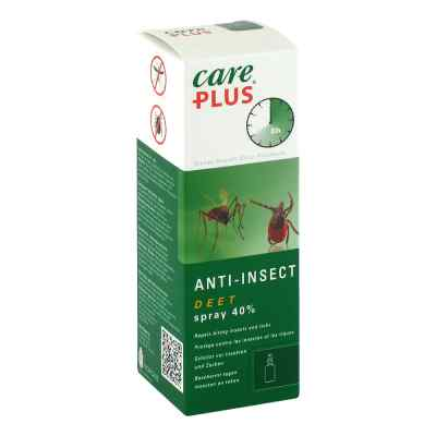 Care Plus Deet Anti Insect Spray 40%  bei apotheke.at bestellen