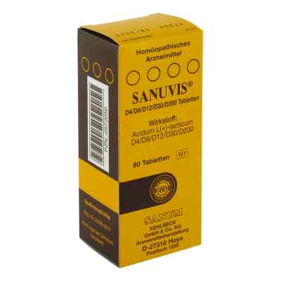 Sanuvis Tabletten  bei apotheke.at bestellen