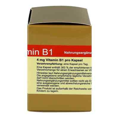 Thiamin Kapseln Vitamin B1  bei apotheke.at bestellen
