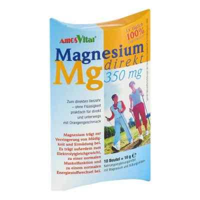 Magnesium Direkt 350 mg Beutel  bei apotheke.at bestellen