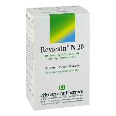 Revicain N 20 Kapseln  bei apotheke.at bestellen