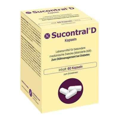 Sucontral D Diabetiker Kapseln  bei apotheke.at bestellen