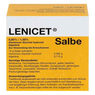Lenicet Salbe
