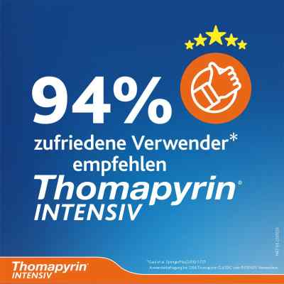 Thomapyrin INTENSIV  bei apotheke.at bestellen
