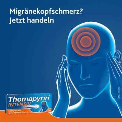Thomapyrin INTENSIV bei Migräne & Kopfschmerzen  bei apotheke.at bestellen
