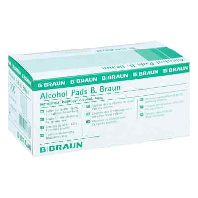 Alcohol Pads B.braun Tupfer  bei apotheke.at bestellen