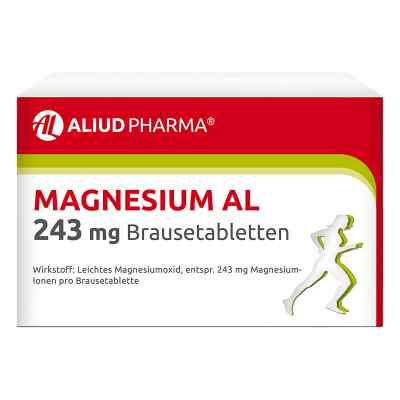 Magnesium Al 243 mg Brausetabletten  bei apotheke.at bestellen