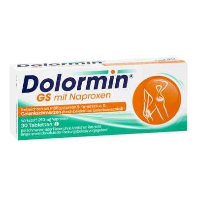 Dolormin GS mit Naproxen  bei apotheke.at bestellen