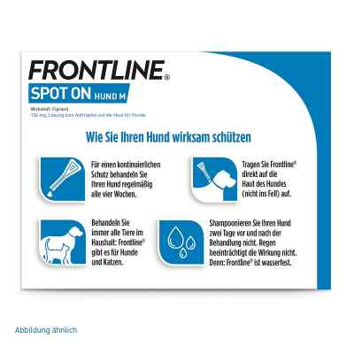 Frontline Spot on H 20 veterinär  Lösung  bei apotheke.at bestellen