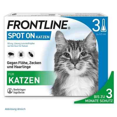 Frontline Spot on K veterinär  Lösung