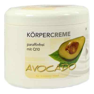 Avocado Körpercreme Q10  bei apotheke.at bestellen