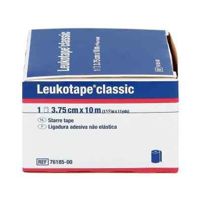 Leukotape Classic 10mx3,75cm blau  bei apotheke.at bestellen