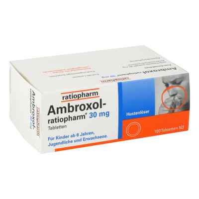Ambroxol-ratiopharm 30mg Hustenlöser  bei apotheke.at bestellen