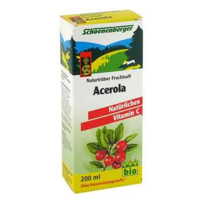 Acerola Saft Schoenenberger  bei apotheke.at bestellen