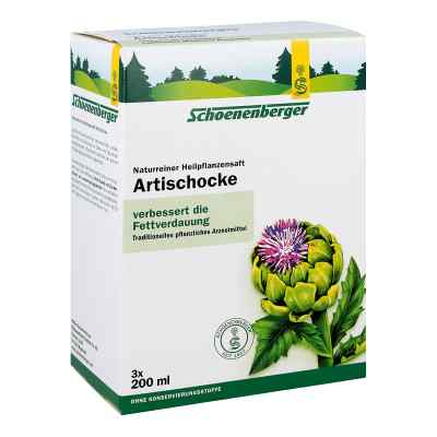 Artischockensaft Schoenenberger  bei apotheke.at bestellen
