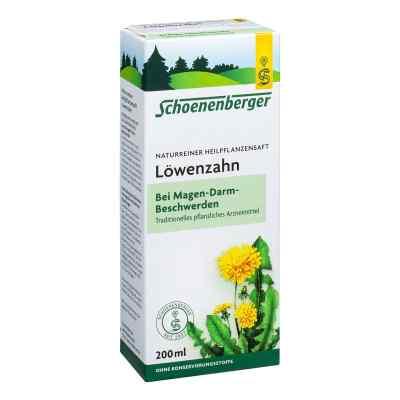 Löwenzahn Saft Schoenenberger  bei apotheke.at bestellen