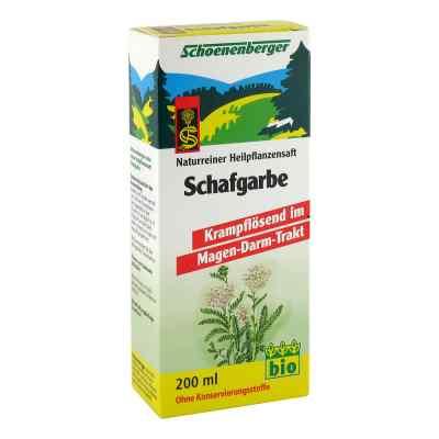 Schafgarbensaft Schoenenberger  bei apotheke.at bestellen