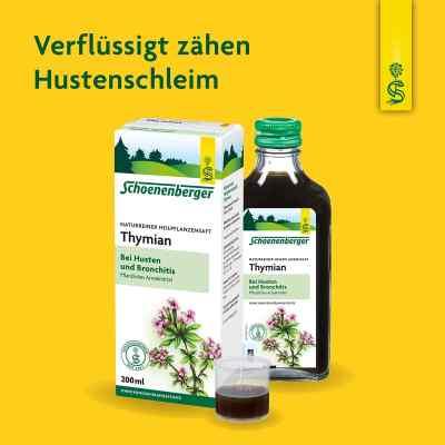 Thymiansaft Schoenenberger  bei apotheke.at bestellen