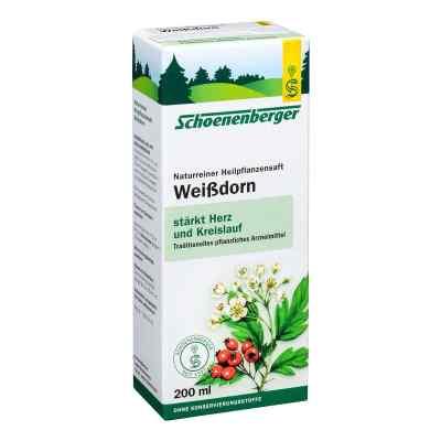 Weißdornsaft Schoenenberger  bei apotheke.at bestellen