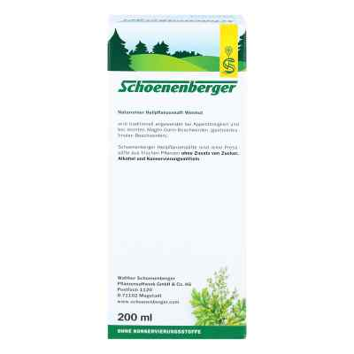 Wermutsaft Schoenenberger  bei apotheke.at bestellen