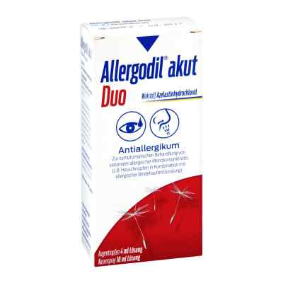Allergodil akut Duo  bei apotheke.at bestellen