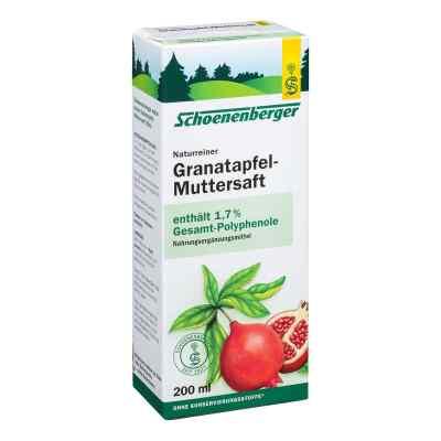 Granatapfel Muttersaft Schoenenberger  bei apotheke.at bestellen