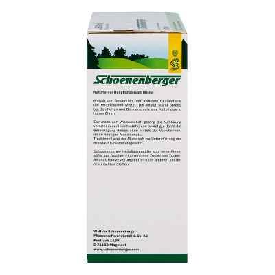 Mistelsaft Pflanzensaft Schoenenberger  bei apotheke.at bestellen