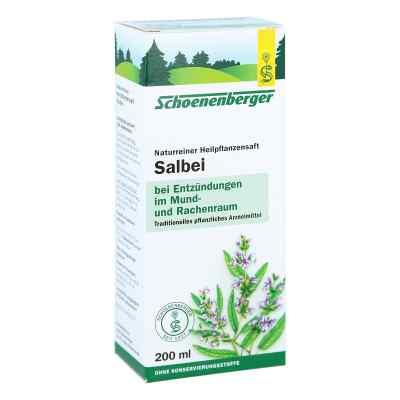 Salbei Saft Schoenenberger Heilpflanzensäfte  bei apotheke.at bestellen