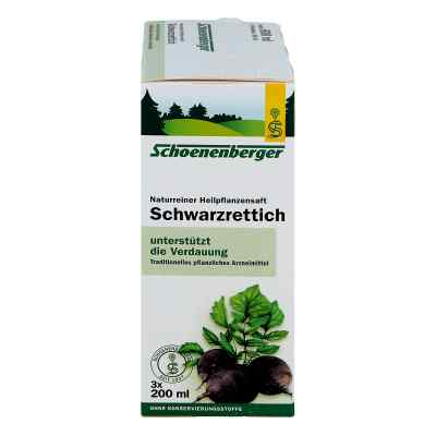Schwarzrettichsaft Schoenenberger  bei apotheke.at bestellen