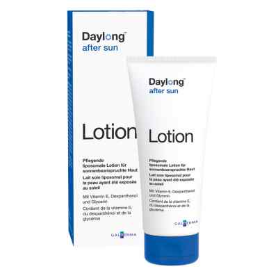 Daylong after sun Lotion