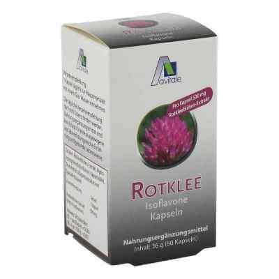 Rotklee Kapseln 500 mg  bei apotheke.at bestellen