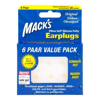 Macks Earpluggs  bei apotheke.at bestellen