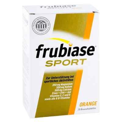 Frubiase Sport Brausetabletten Orange  bei apotheke.at bestellen