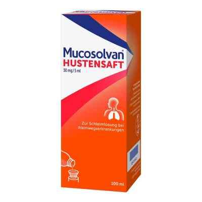 Mucosolvan Hustensaft 30mg/5ml  bei apotheke.at bestellen