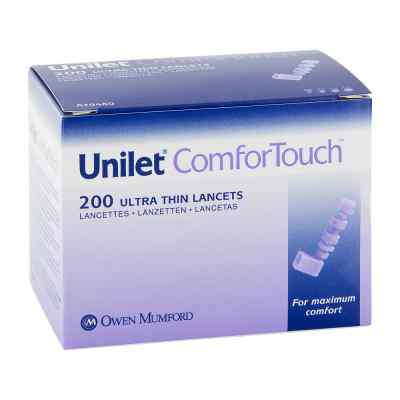 Unilet Comfortouch Lanzetten  bei apotheke.at bestellen