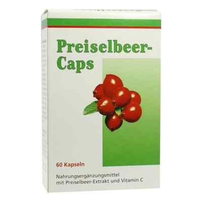 Preiselbeer Caps Kapseln  bei apotheke.at bestellen