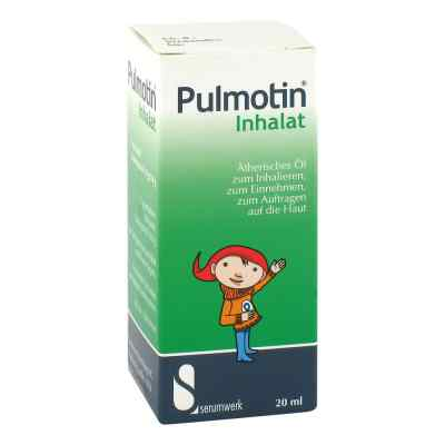 Pulmotin Inhalat  bei apotheke.at bestellen
