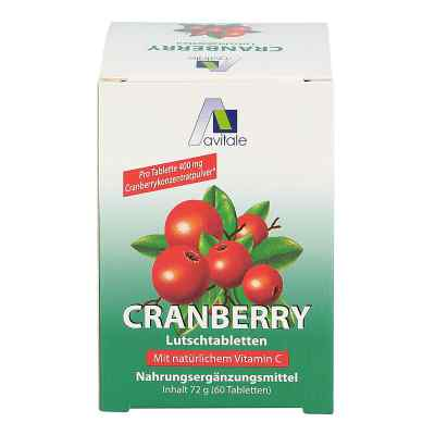 Cranberry Lutschtabletten  bei apotheke.at bestellen