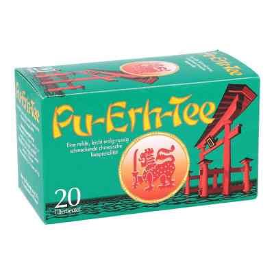 Pu Erh Tee Filterbeutel