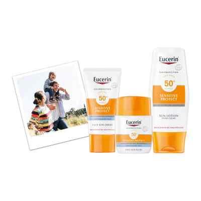 Eucerin Sun Sensitive Protect Face Creme LSF 30  bei apotheke.at bestellen