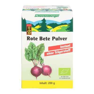 Rote Bete Pulver instant Schoenenberger  bei apotheke.at bestellen