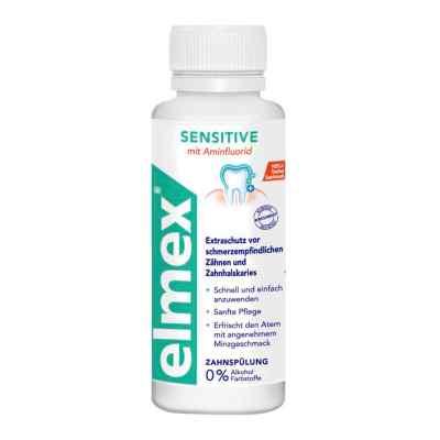 Elmex Sensitive Zahnspülung