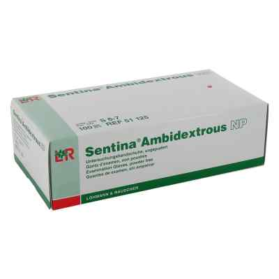 Sentina Ambidextrous Unters.hands. ungepudert S  bei apotheke.at bestellen