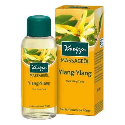 Kneipp Massageöl Ylang Ylang pflegend
