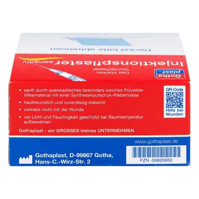 Gothaplast Injektionspfl.sensitiv 2x7 cm  bei apotheke.at bestellen