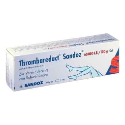Thrombareduct Sandoz 60000 I.E./100g Gel  bei apotheke.at bestellen